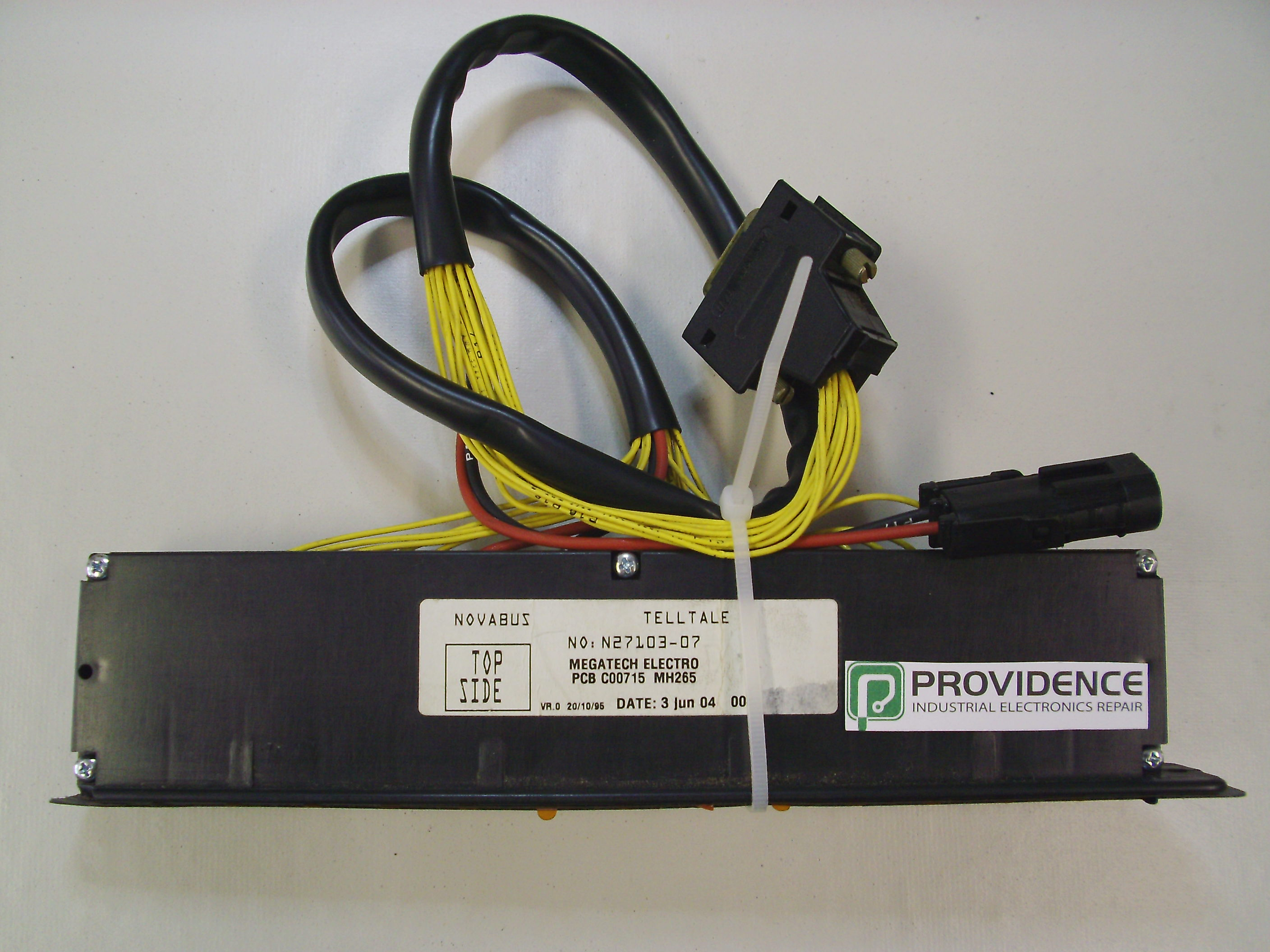 Providence Industrial Electronics Repair Inc Information On This Electronic Wiring Unit